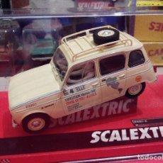 Scalextric: TECNITOYS RENAULT 4 TIERRA DE FUEGO NUEVO. Lote 150548113