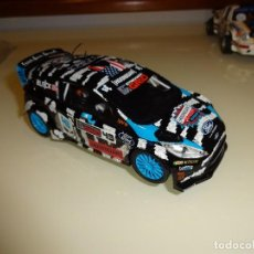 Scalextric. Ford Fiesta WRC. Block