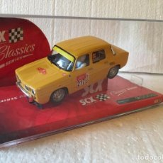 Scalextric: RENAULT 8 TS SCALEXTRIC - SCX. Lote 106536375