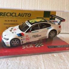 Scalextric: BMW M3 GT2 M POWER RECICLAUTO SCALEXTRIC - SCX. Lote 113653216