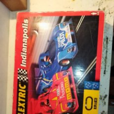 Scalextric: SCALEXTRIC INDIANAPOLIS COMPLETO CON COCHES. Lote 105815523