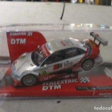 Scalextric: AUDI A4 DTM DE TECNITOYS CAMPEONATO DE ESPAÑA 2007 NUEVO. Lote 106078475
