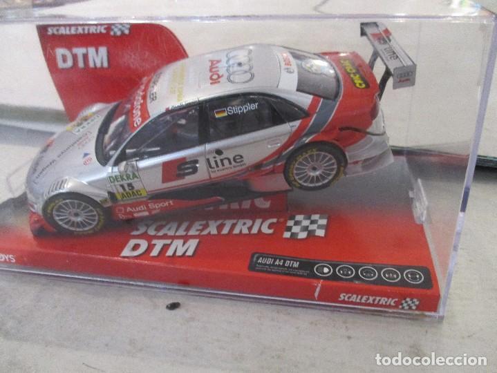 Scalextric: AUDI A4 DTM DE TECNITOYS CAMPEONATO DE ESPAÑA 2007 NUEVO - Foto 2 - 118348339