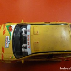 Scalextric: SCALEXTRIC - TECNITOYS - SEAT IBIZA KIT-CAR. Lote 107199399
