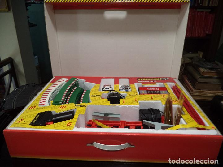 CAJA SCALEXTRIC MONTECARLO (Juguetes - Slot Cars - Scalextric Tecnitoys)