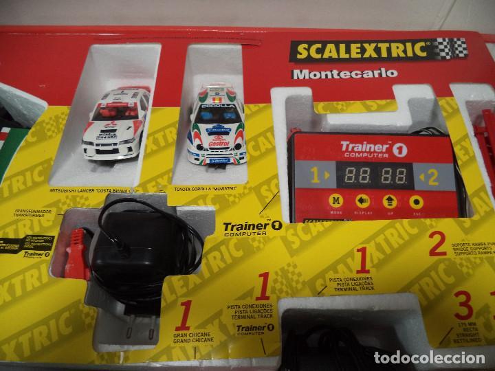 Scalextric: CAJA SCALEXTRIC MONTECARLO - Foto 3 - 107203207