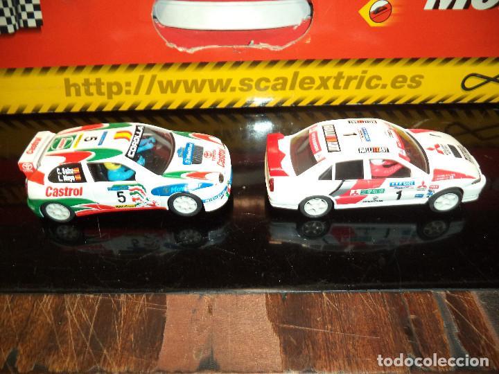 Scalextric: CAJA SCALEXTRIC MONTECARLO - Foto 6 - 107203207
