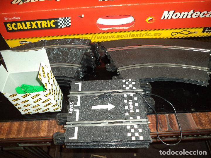 Scalextric: CAJA SCALEXTRIC MONTECARLO - Foto 10 - 107203207