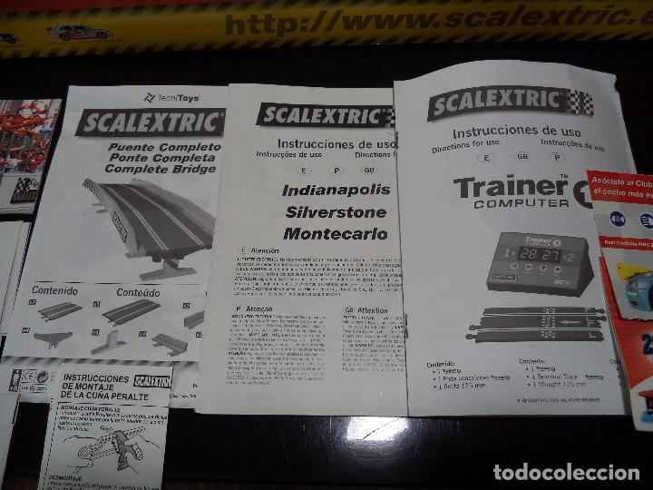 Scalextric: CAJA SCALEXTRIC MONTECARLO - Foto 14 - 107203207