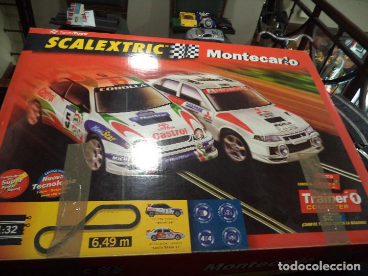 Scalextric: CAJA SCALEXTRIC MONTECARLO - Foto 16 - 107203207