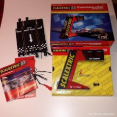 Scalextric: CUENTAVUELTAS ELECTRONICO TECNITOYS. Lote 107219967
