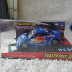 Scalextric: SCALEXTRIC. AUDI TT-R RED BULL. REF. 6131 TECNITOYS NUEVO. Lote 107825127