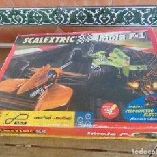Scalextric: CAJA CIRCUITO DE SCALEXTRIC IMOLA F1. Lote 108702543