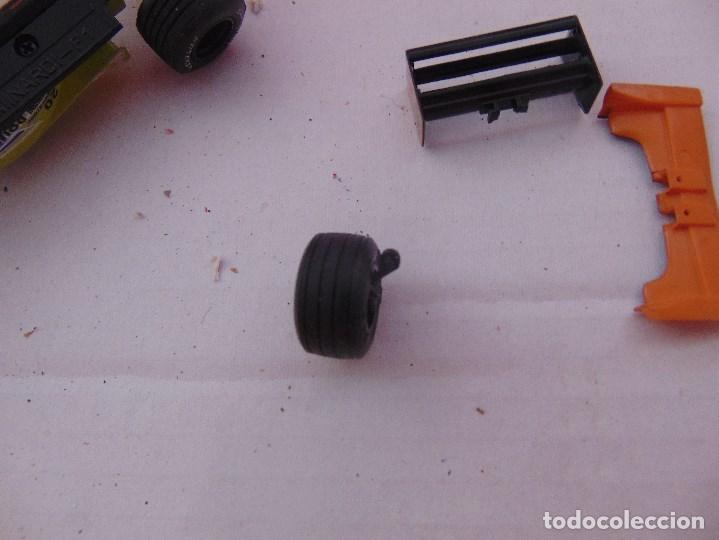 Scalextric: CAJA CIRCUITO DE SCALEXTRIC IMOLA F1 - Foto 31 - 108702543