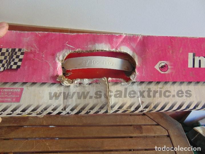 Scalextric: CAJA CIRCUITO DE SCALEXTRIC IMOLA F1 - Foto 33 - 108702543