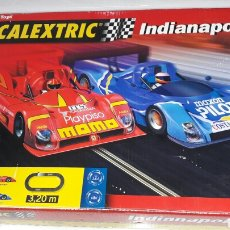 Scalextric: WWW SCALEXTRIC INDIANAPOLIS. Lote 109185919