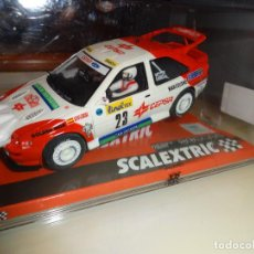 Scalextric: SCALEXTRIC. FORD ESCORT RS COSWORTH. PURAS. MONTECARLO. REF. A10196S300. Lote 206281787