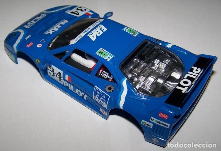 Scalextric: Carcasa Ferrari de Scalextric. De Altaya o similar - Foto 2 - 109502915