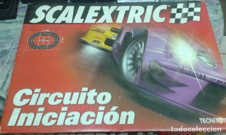 SCALEXTRIC CIRCUITO INICIACION (Juguetes - Slot Cars - Scalextric Tecnitoys)