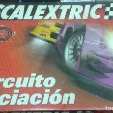 Scalextric: SCALEXTRIC CIRCUITO INICIACION. Lote 109555059