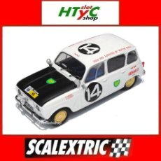 Scalextric: SCALEXTRIC RENAULT 4L #14 EAST AFRICAN SAFARI 1962 CONSTEN / LE GUEZEC SCX A10192S300. Lote 128712887