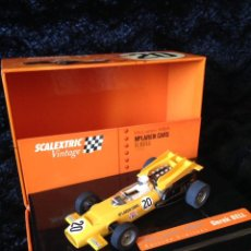 Scalextric: MCLAREN M9A D,BELL 1969 - SCALEXTRIC VINTAGE - TECNITOYS- EDICION LIMITADA. Lote 110226747