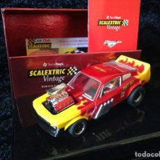 Scalextric: FORD MUSTANG - HOT ROD - SCALEXTRIC VINTAGE - TECNITOYS- EDICION LIMITADA. Lote 110226983