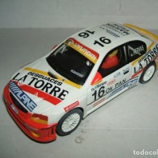 Scalextric: SCALEXTRIC HYUNDAI ACCENT. Lote 110235475