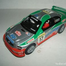 Scalextric: SCALEXTRIC HYUNDAI ACCENT . Lote 110235543