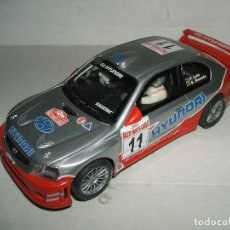 Scalextric: SCALEXTRIC HYUNDAI ACCENT . Lote 110235599