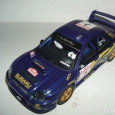 Scalextric: SCALEXTRIC SUBARU IMPREZA WRC. Lote 110235915