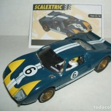 Scalextric: SCALEXTRIC FORD GT. Lote 110236099