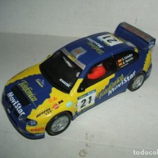 Scalextric: SCALEXTRIC SEAT CORDOBA WRC. Lote 110236791