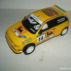 Scalextric: SCALEXTRIC SEAT IBIZA KIT-CAR. Lote 110236915