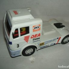 Scalextric: SCALEXTRIC CAMION MERCEDES DEA. Lote 110238043