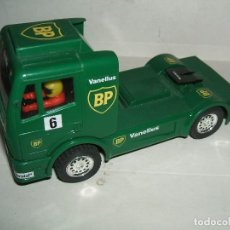 Scalextric: SCALEXTRIC CAMION MERCEDES BP.. Lote 110238183