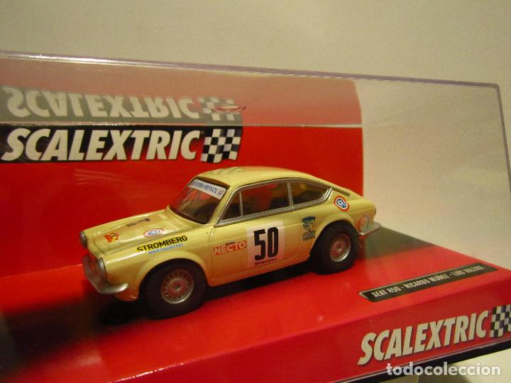 SEAT 850 COUPE NUEVO SCALEXTRIC (Juguetes - Slot Cars - Scalextric Tecnitoys)