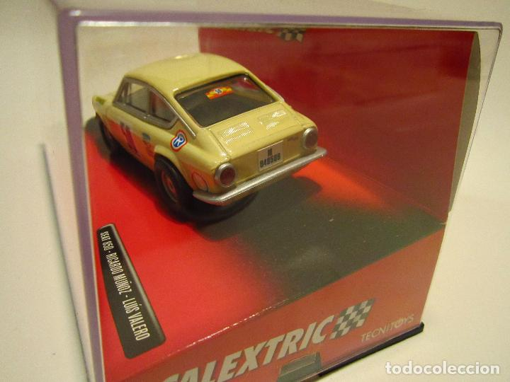 Scalextric: SEAT 850 COUPE NUEVO SCALEXTRIC - Foto 2 - 110761879