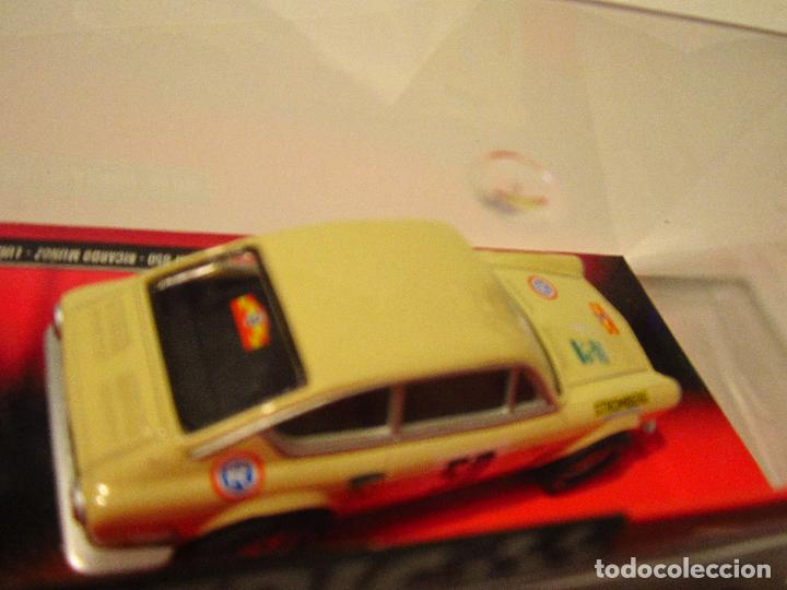 Scalextric: SEAT 850 COUPE NUEVO SCALEXTRIC - Foto 5 - 110761879