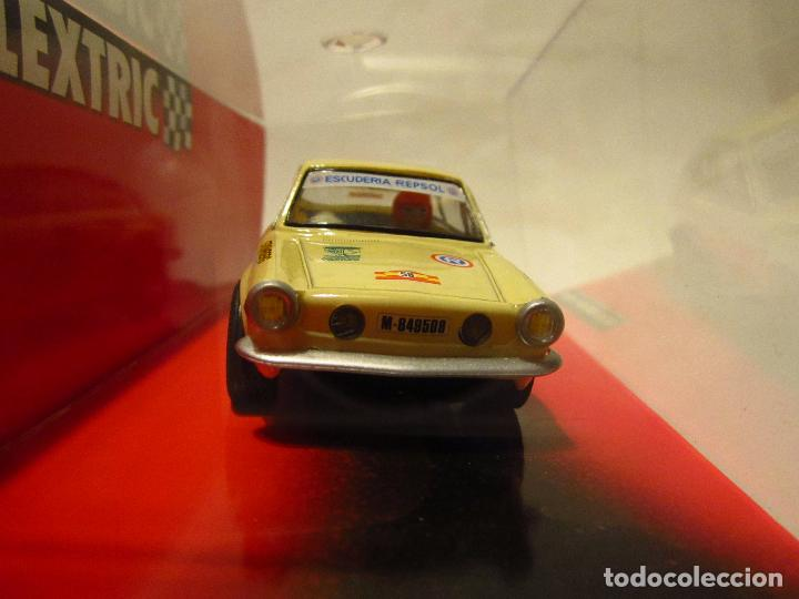 Scalextric: SEAT 850 COUPE NUEVO SCALEXTRIC - Foto 6 - 110761879