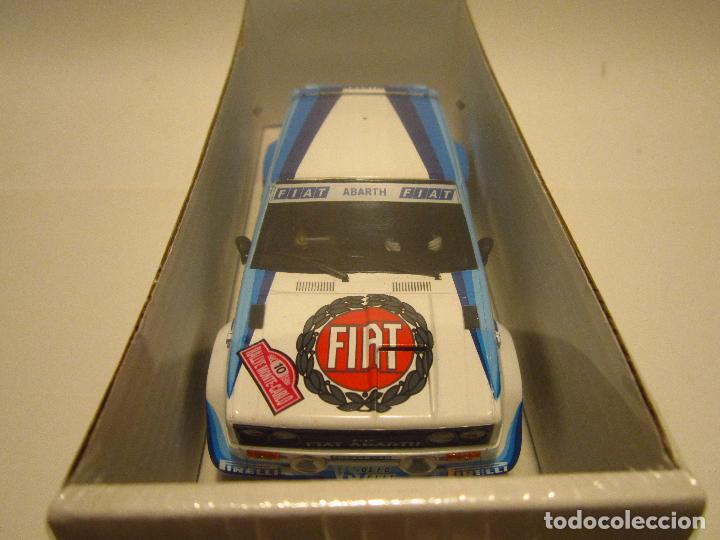 FIAT 131 ABARTH NUEVO SCALEXTRIC (Juguetes - Slot Cars - Scalextric Tecnitoys)