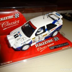 Scalextric: SCALEXTRIC. FORD ESCORT RS COSWORTH. REF. 6258. Lote 183438048