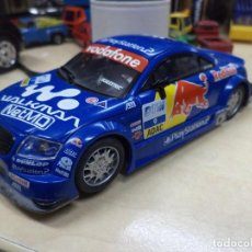 Scalextric: AUDI TT RED BULL SCALEXTRIC . Lote 111474263