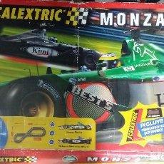 Scalextric: SCALEXTRIC MONZA COMPLETO EN SU CAJA. Lote 112020415