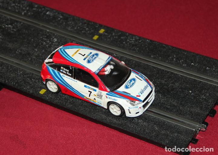FORD FOCUS WRC SCALEXTRIC (Juguetes - Slot Cars - Scalextric Tecnitoys)