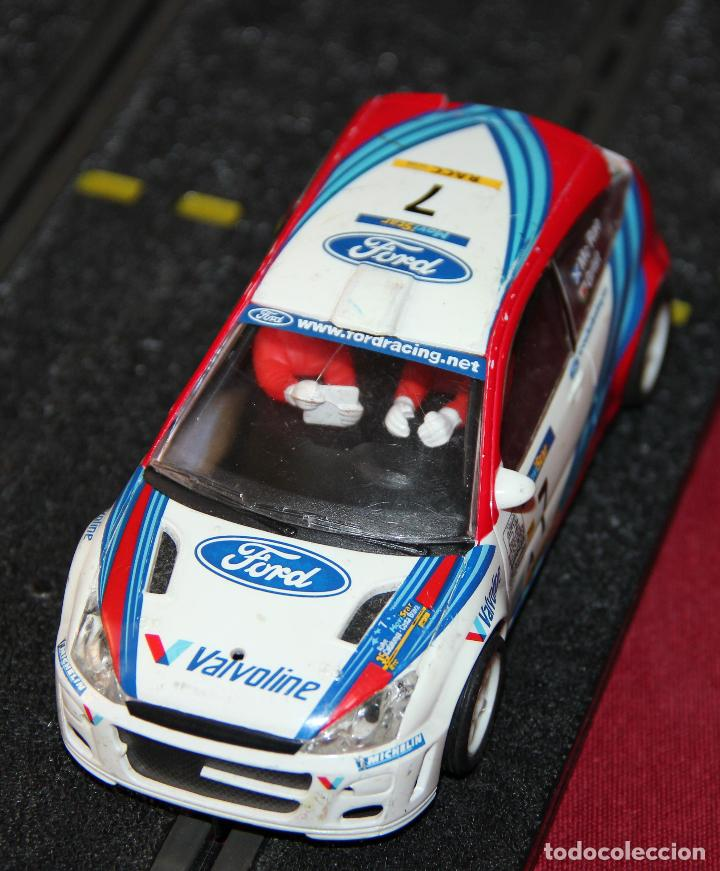 Scalextric: FORD FOCUS WRC SCALEXTRIC - Foto 2 - 112056599