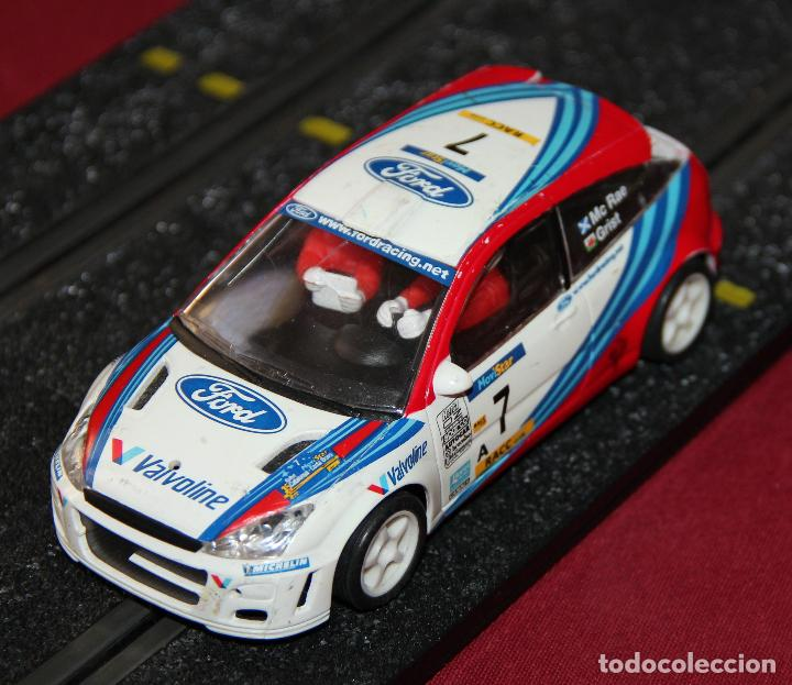 Scalextric: FORD FOCUS WRC SCALEXTRIC - Foto 3 - 112056599