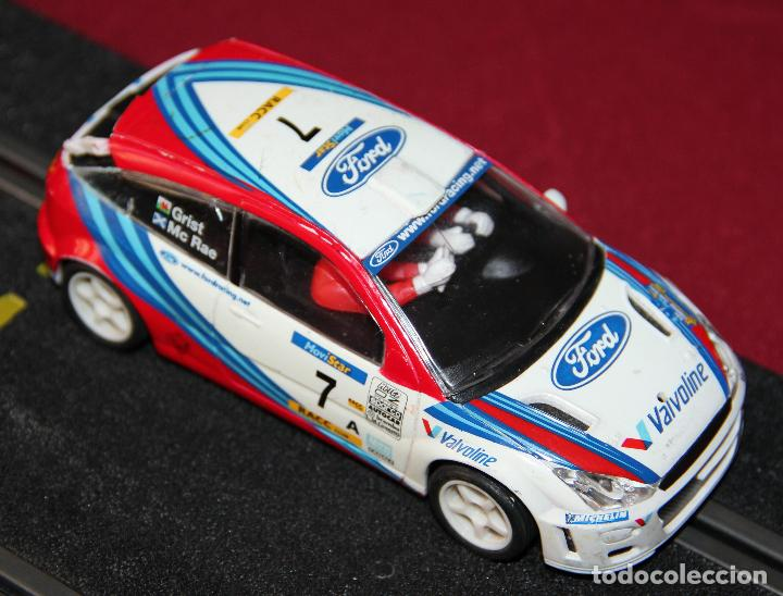 Scalextric: FORD FOCUS WRC SCALEXTRIC - Foto 4 - 112056599