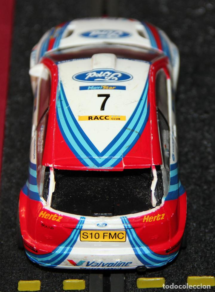 Scalextric: FORD FOCUS WRC SCALEXTRIC - Foto 5 - 112056599
