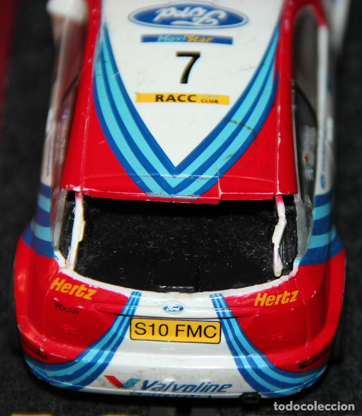 Scalextric: FORD FOCUS WRC SCALEXTRIC - Foto 6 - 112056599